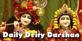 Deity Darshan