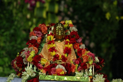 Srila Prabhupada's 118th Vyasa Puja, 2014